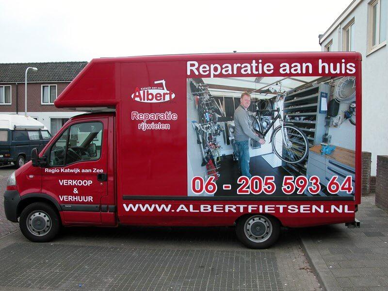 Albert Fietsen (duits) 1